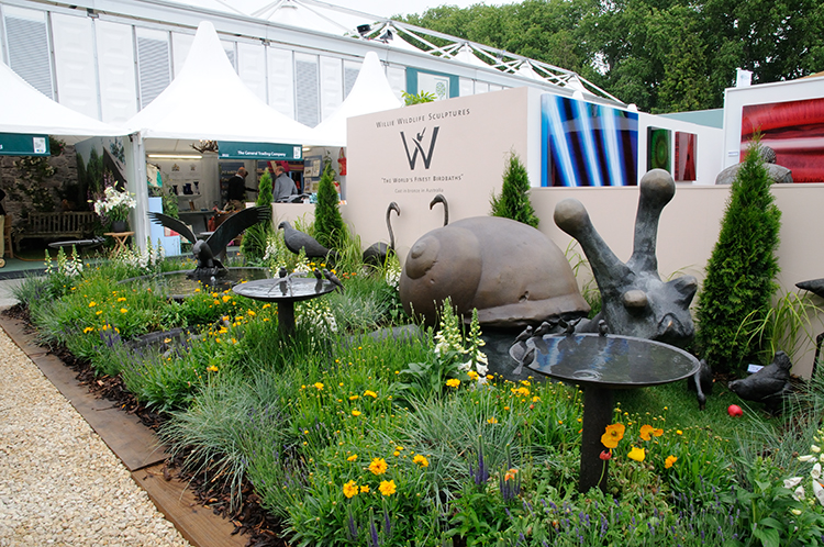 RHS Chelsea Flower Show, London, UK