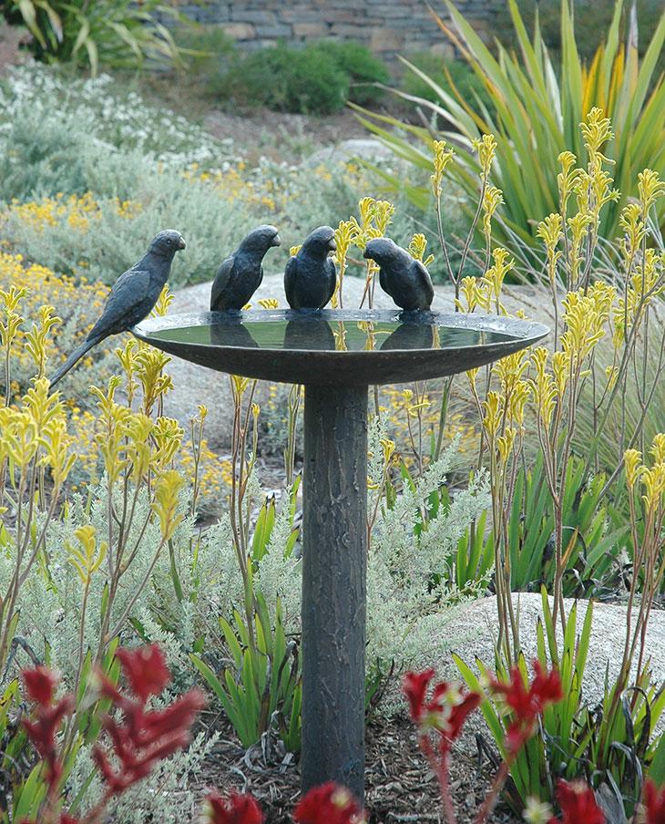 600mm Lorikeet Birdbath