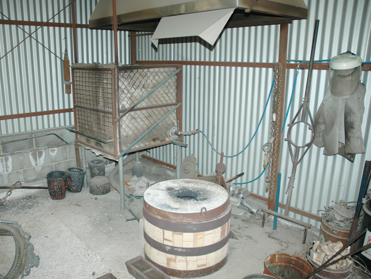 Furnace and Kiln