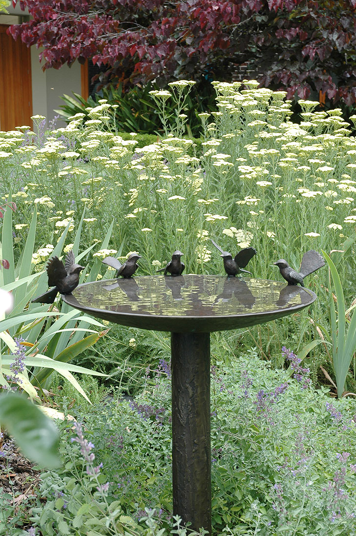 Birdbaths Bird Tables Willie Wildlife Sculptures