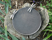 300mm Dragonfly Birdbath Dish