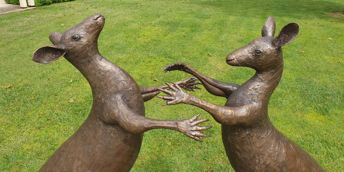 Willie Wildlife Sculptures